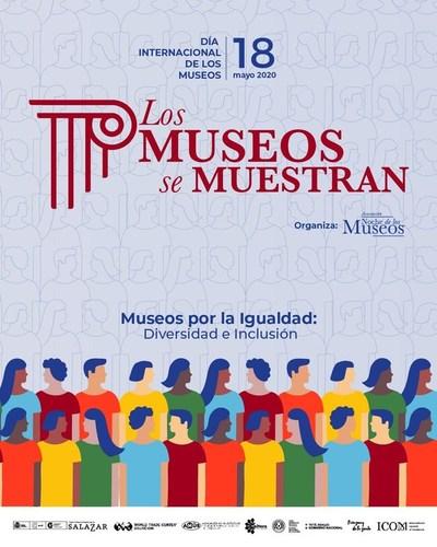 Celebrarán el Día Internacional de los Museos con muestras virtuales