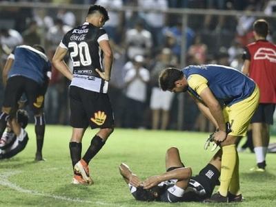 Los años sin descensos en el fútbol paraguayo