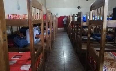 Casi 2000 llegados del extranjeros en albergues de todo el país