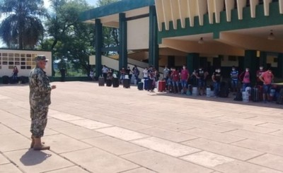 Más de 100 compatriota en albergues terminan periodo de cuarentena