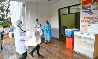 Unos 53.000 platos distribuidos a compatriotas en cuarentena en los albergues de Alto Paraná – Diario TNPRESS