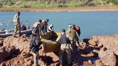 Más de 100 embarcaciones incautadas en frontera con Brasil, en lo que va del año