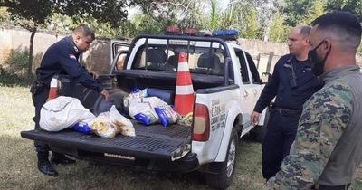 Coronavirus: policías y militares formaron un grupo para ayudar a personas en situación de vulnerabilidad