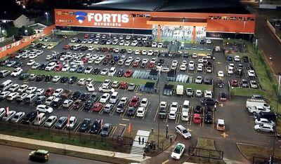 Fortis abre sus puertas en Mariano Roque Alonso