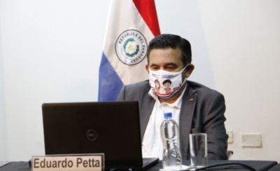 HOY / Por amplia mayoría, Senadores aprueba interpelación a Petta