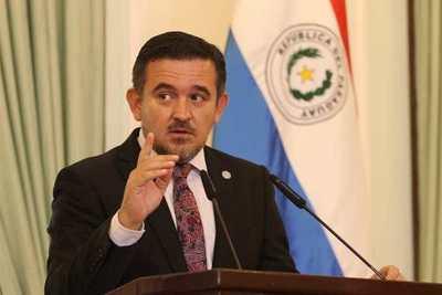 Senado aprueba interpelación a Petta por amplia mayoría
