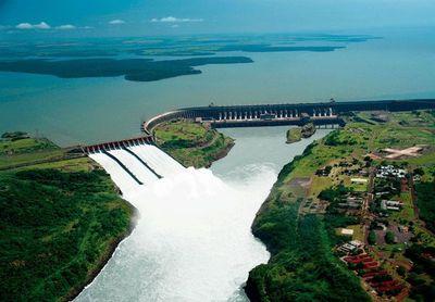 Itaipu transfirió US$ 60 millones al Estado en abril