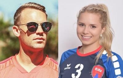 Neuer se separó y ahora tiene una novia 15 años menor