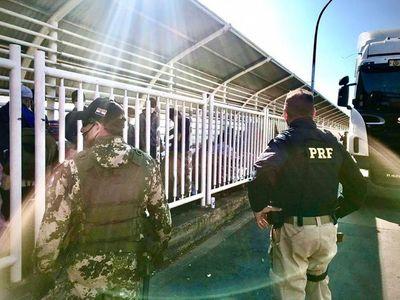 Unas 22 niñas paraguayas víctimas de trata en Brasil fueron abandonadas en la frontera