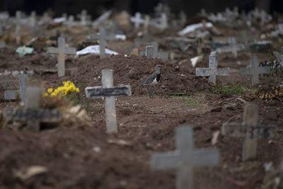 Brasil roza los 10.000 fallecidos por COVID-19