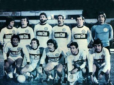 Olimpia comenzaba a sentir la final de 1979