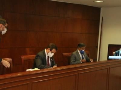 Convenio entre Fiscalía y Corte para depuración de casos penales durante la pandemia