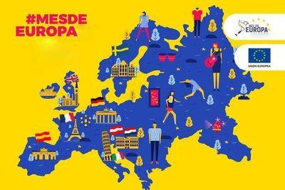 Música, cine y arte desde casa por el mes de Europa