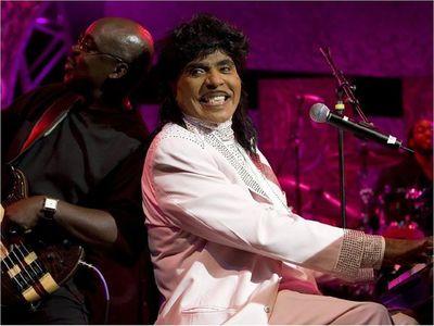 Muere Little Richard, uno de los arquitectos del rock and roll