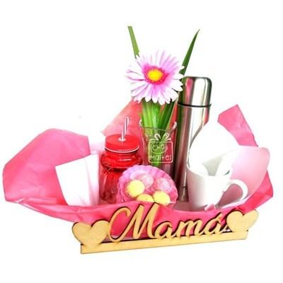 Che Maitei acerca el regalo a mamá en tiempos del covid