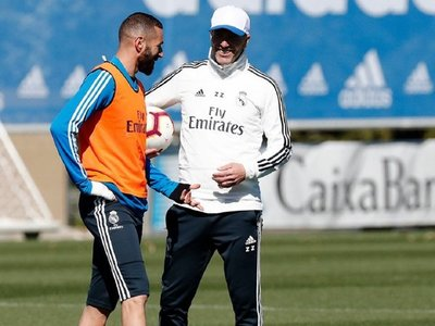 El Real Madrid afina la maquinaria con el Barcelona en mente