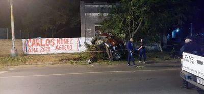 Adolescente de 15 años protagoniza accidente en Itá