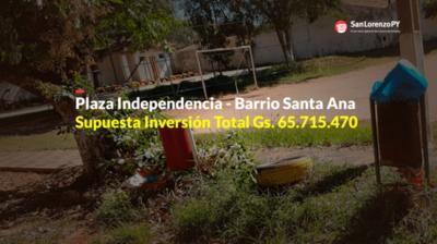 Plaza Independencia: Inversión de más de 65 millones por casi nada