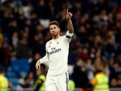 """Ramos: """"El fútbol es secundario, pero sirve de distracción a la gente"""""""