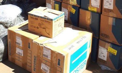 Nuevo cargamento de equipos de bioseguridad llega hoy