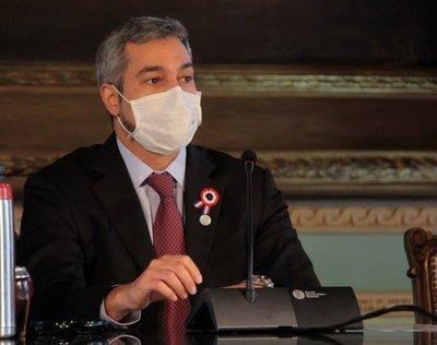 Mario Abdo destituye a alto jefe militar tras polémico caso de José Acevedo