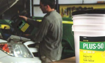» Conozca más sobre los valores y beneficios de los lubricantes John Deere