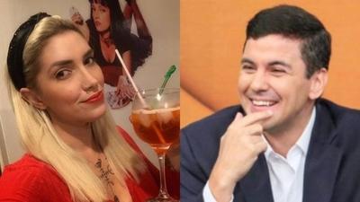 "HOY / Santiago Peña en 'picante' Luna de Miel con Carmiña Masi: ""Soy un desastre"""