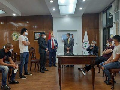 Buscan el seguro médico social para futbolistas profesionales · Radio Monumental 1080 AM