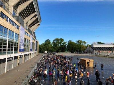 La Superliga danesa reanudará la competición el 28 de mayo
