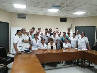Recordarán el Día Internacional de la Enfermería con un minuto de silencio
