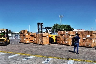 Hoy llega el segundo avión carguero con insumos médicos · Radio Monumental 1080 AM