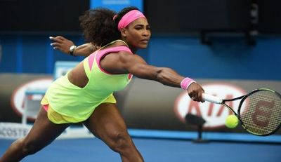 "Serena Williams dice estar lista para jugar ""tenis real"""