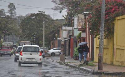Miércoles con algunas lluvias y descenso de temperatura, según Meteorología