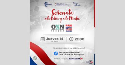 Paraguay conmemorará 209 años de su Independencia con una serenata virtual
