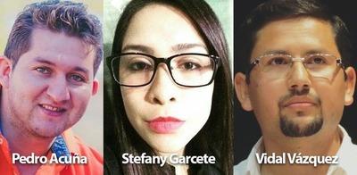 Junta exhorta a Prieto investigar a Stefy Garcete, Pedro Acuña y Vidal Vázquez – Diario TNPRESS