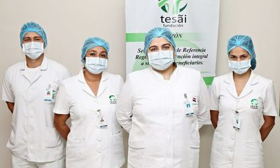 Tesãi resalta el invalorable rol de las enfermeras, en tiempos de pandemia – Diario TNPRESS