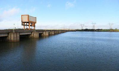 Itaipú autoriza flexibilización de embalse para mitigar bajante del río Paraná