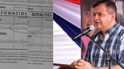 Misiones; Gobernación de Misiones presentó rendición de cuenta por Fonacide y Royalties
