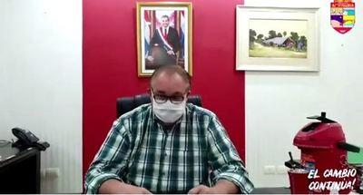 Vaesken dice no tener potestad para atender reclamos y repudia oportunismo de funcionarios municipales