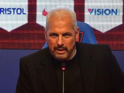 Zapag responde sobre posible sanción deportiva de Cerro