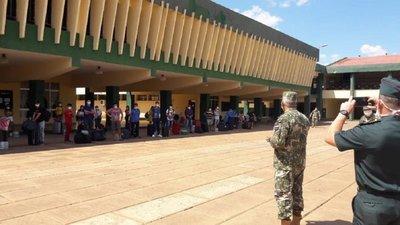 Tras cierre de fronteras, 3170 connacionales ingresaron al país