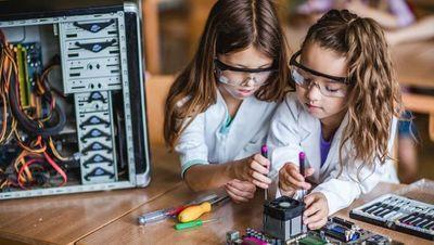 Niñas de 8 a 12 años serán líderes en STEM