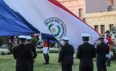 Paraguay celebra 209 años de independencia