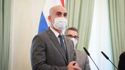 Mazzoleni confirmó un total de 754 casos de coronavirus en Paraguay