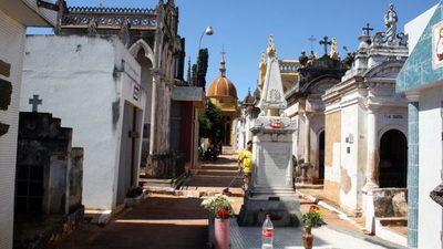 Cementerios no admitirán visitas por el Día de la Madre