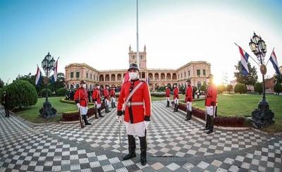 HOY / Atípico festejo de la independencia de Paraguay