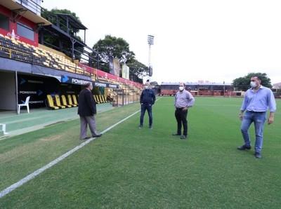 Ningún estadio reúne los requisitos para reiniciar el fútbol durante la pandemia