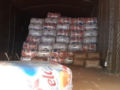 Caen 15 toneladas de azúcar en Caaguazú