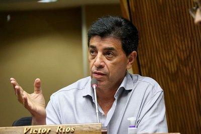 'Quedó en limpio' que Petta no tiene intención de convocar a una mesa técnica con los distintos sectores, según Ríos