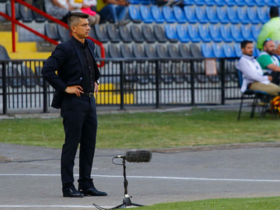 Gustavo Florentín en Rock and gol TV
